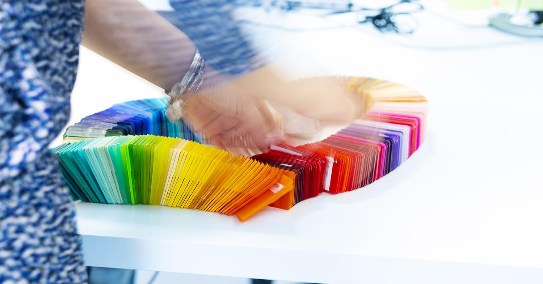 produzione prodotti in plastica profumata