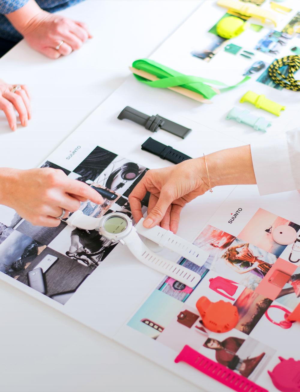 design prodotti in plastica