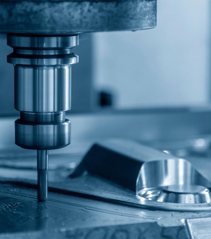 lavorazione meccanica materie plastiche