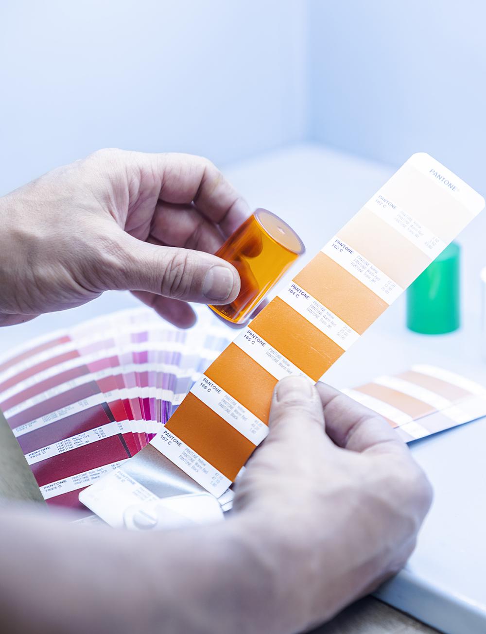 controllo qualita stampaggio materie plastiche