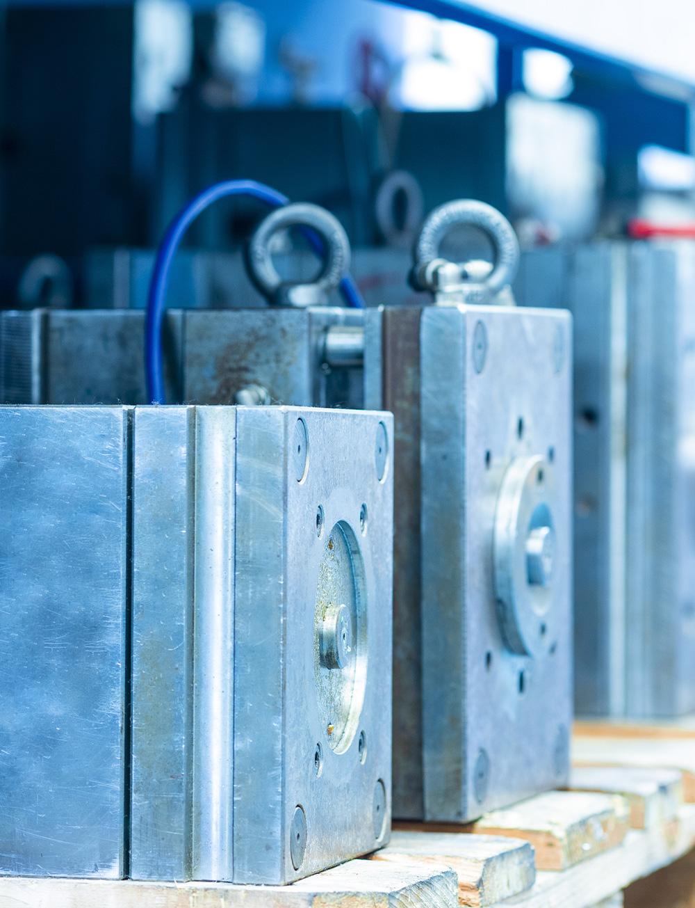 costruzione stampi materie plastiche