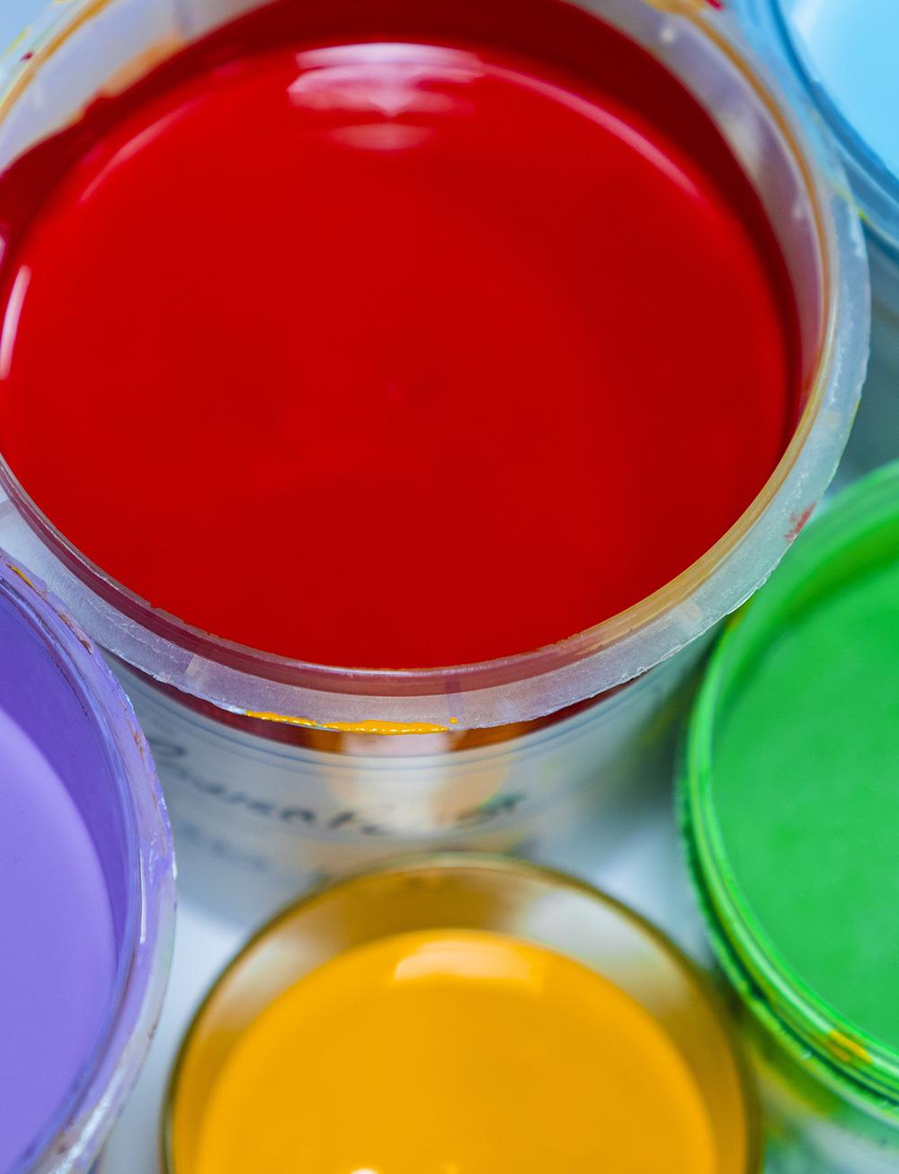 paste coloranti colorazione plastica