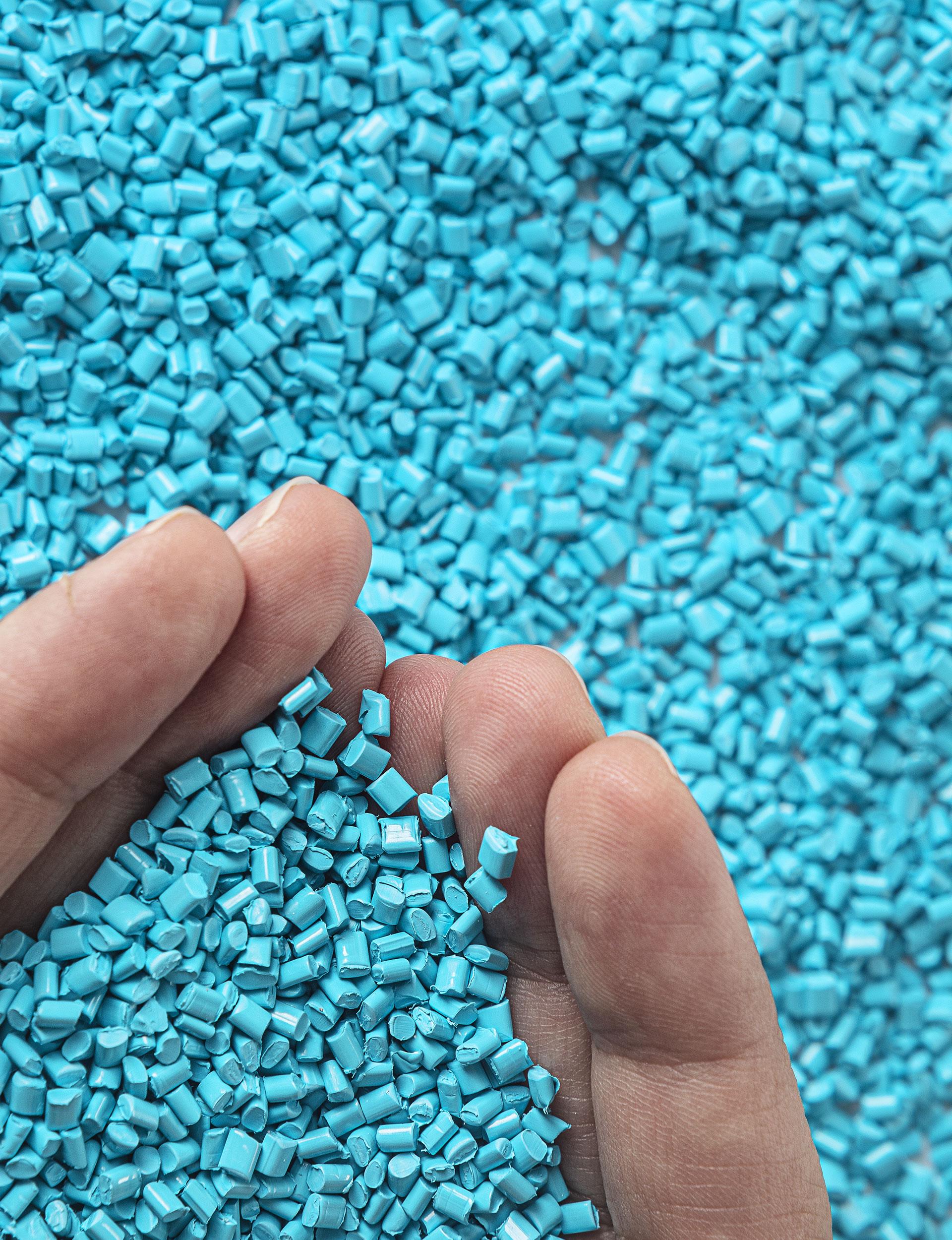 produzione plastiche profumate