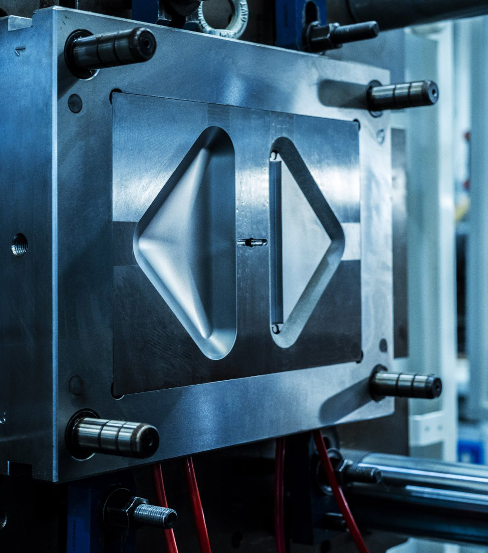 stampa a iniezione plastica
