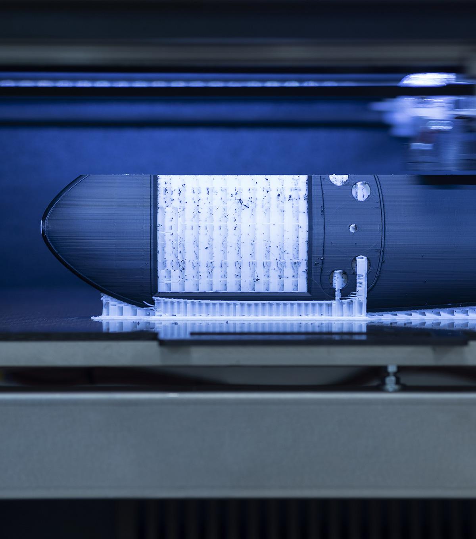 tecnologie stampaggio materie plastiche